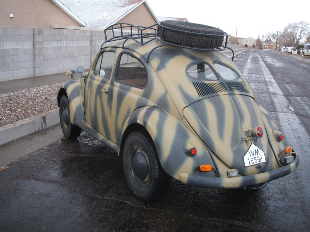 Kdf Wagen Type 82e Replica Kubelwagen For Sale