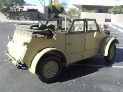 Most Reliable Truck Ever >> Kubelwagen Replica | KubelKraft | Albuquerque, NM