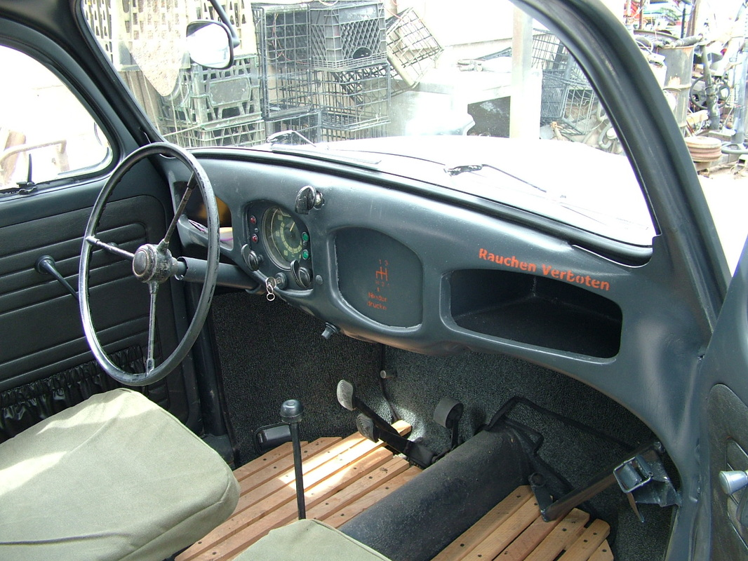 Kdf Wagen Type 82e Replica Kubelkraft 505 999 7403